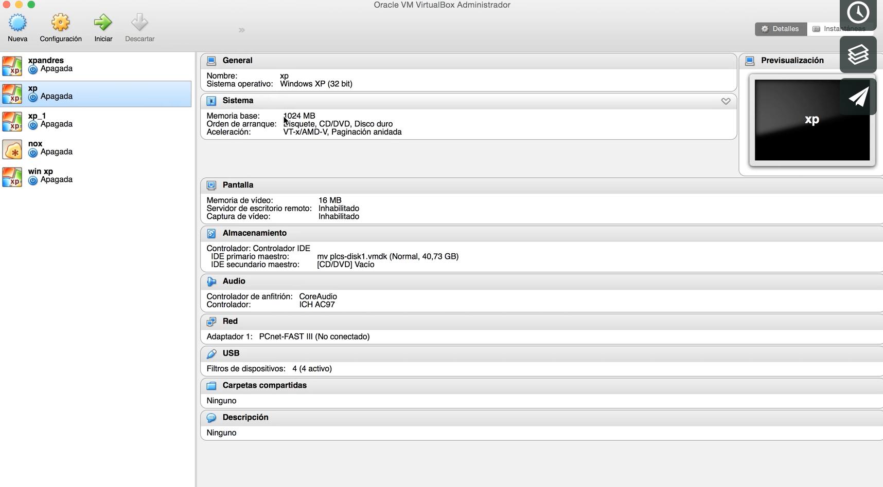 curso virtual box en mac-video5