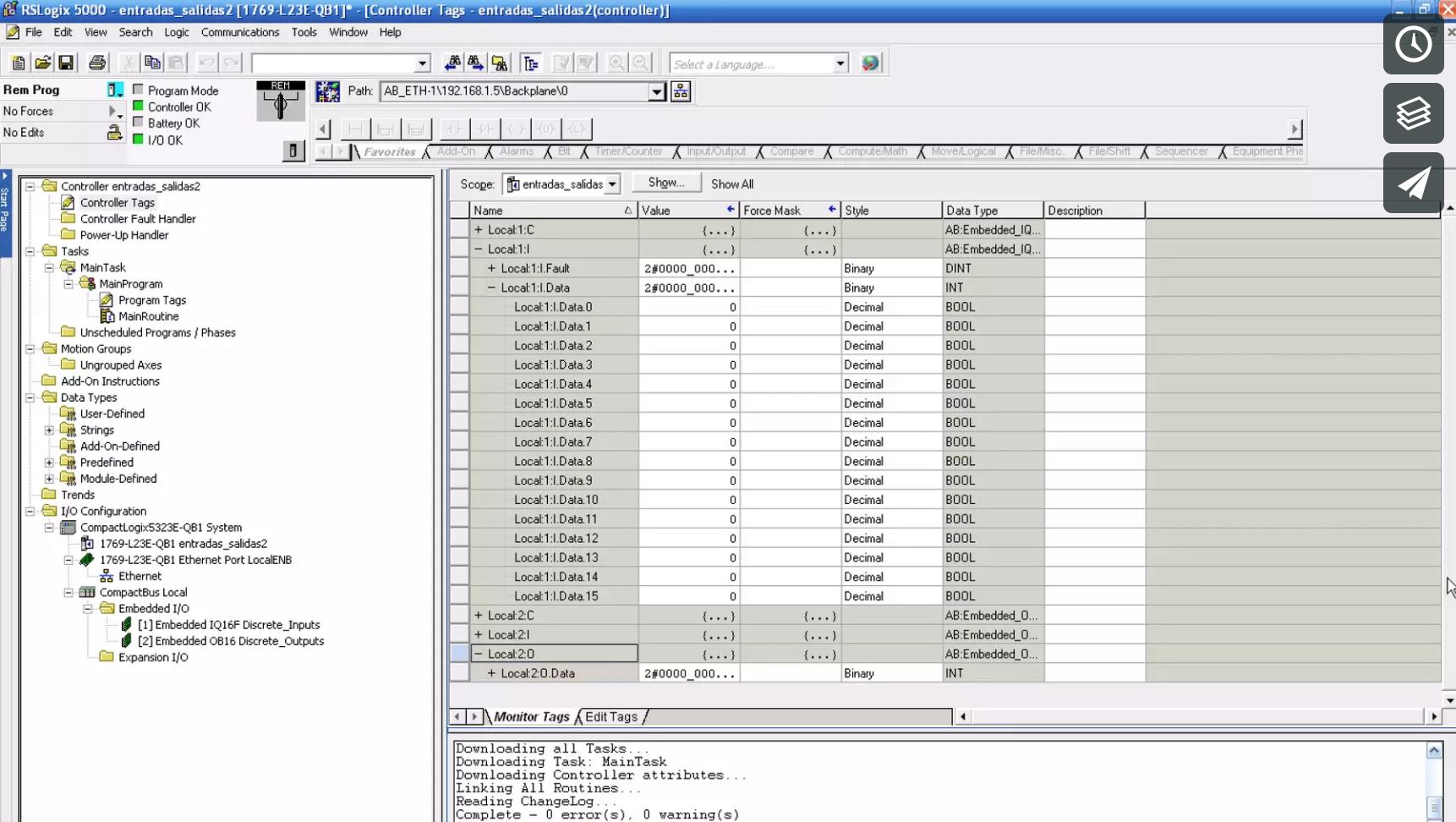 curso compact logix l23-video11