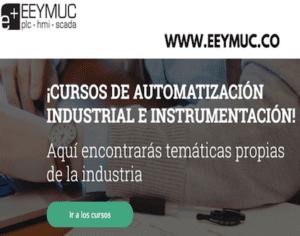 Cursos de automatización e instrumentación