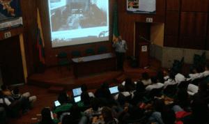 Conferencias en eeymuc-cursos en línea