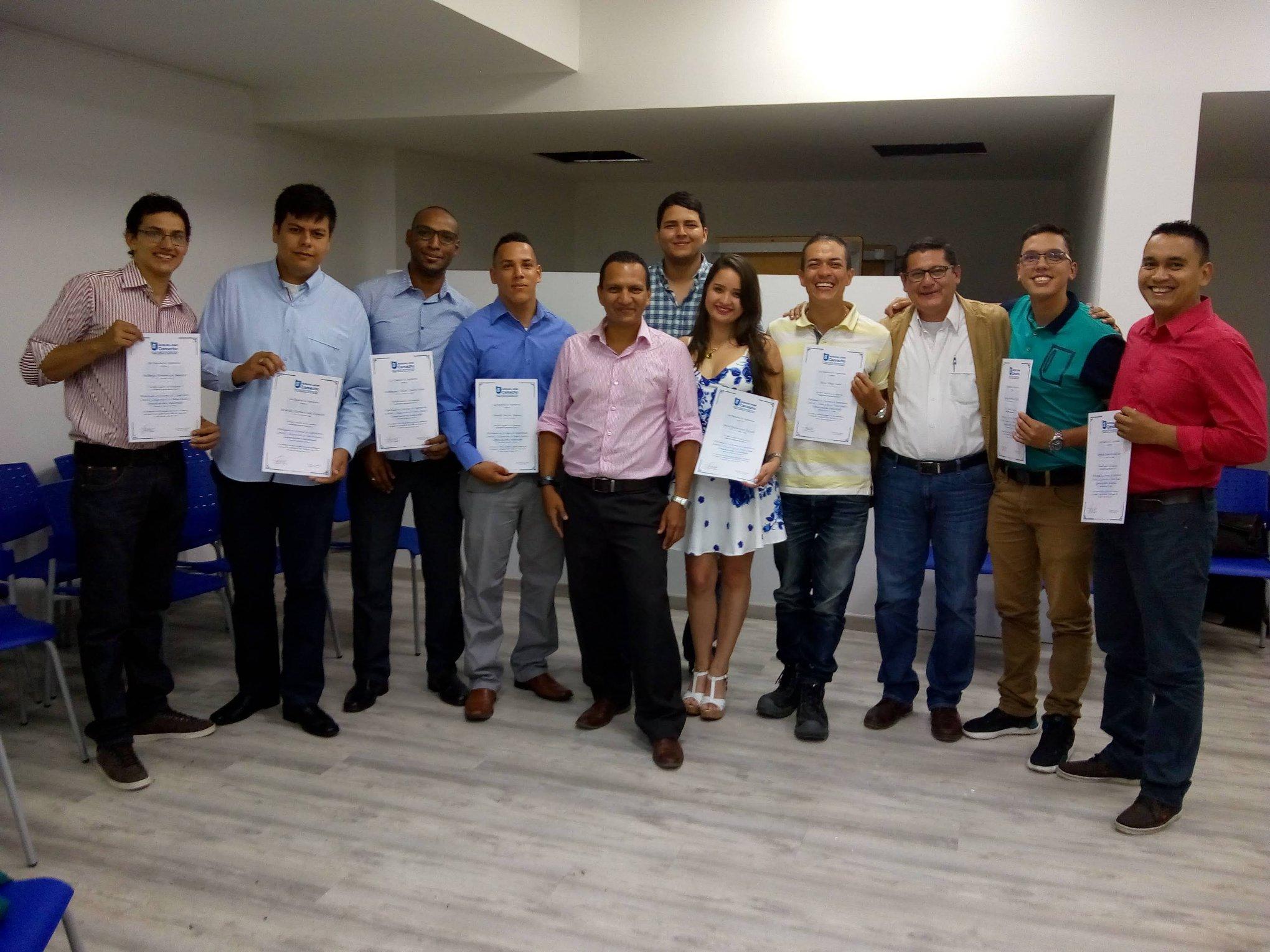 Consultorías Automatización Industrial Andrés Felipe Hurtado