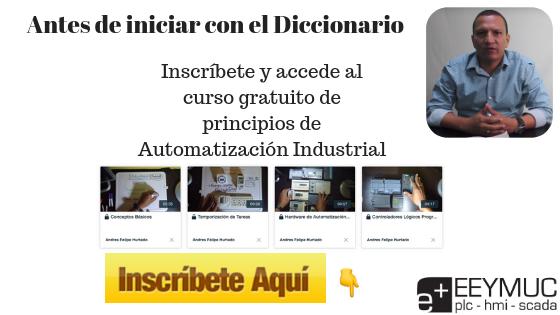 Suscripción curso gratuito principios de automatización industrial - eeymuc
